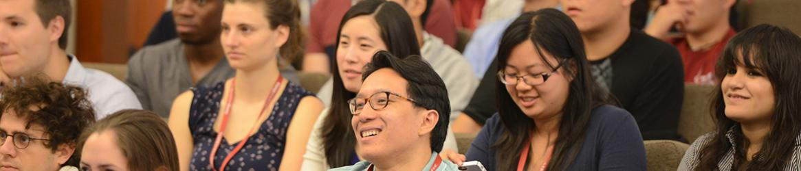 Students during Energy@Stanford & SLAC 2014