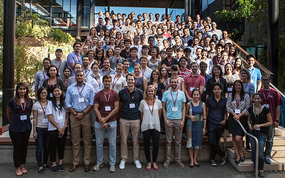 Group photo of Energy@Stanford & SLAC participants