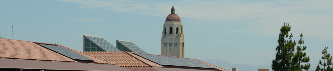 Hoover Tower with SEQ PV panels