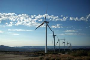 Campo Band of Mission Indians of the Kumeyaay Nation Wind Farm.