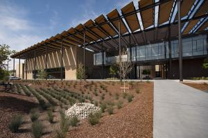 Stanford's Central Energy Facility