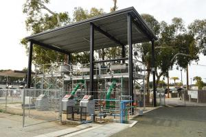 Codiga Resource Recovery Center at Stanford University.