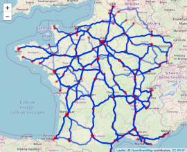 Graphic of Automobile trips