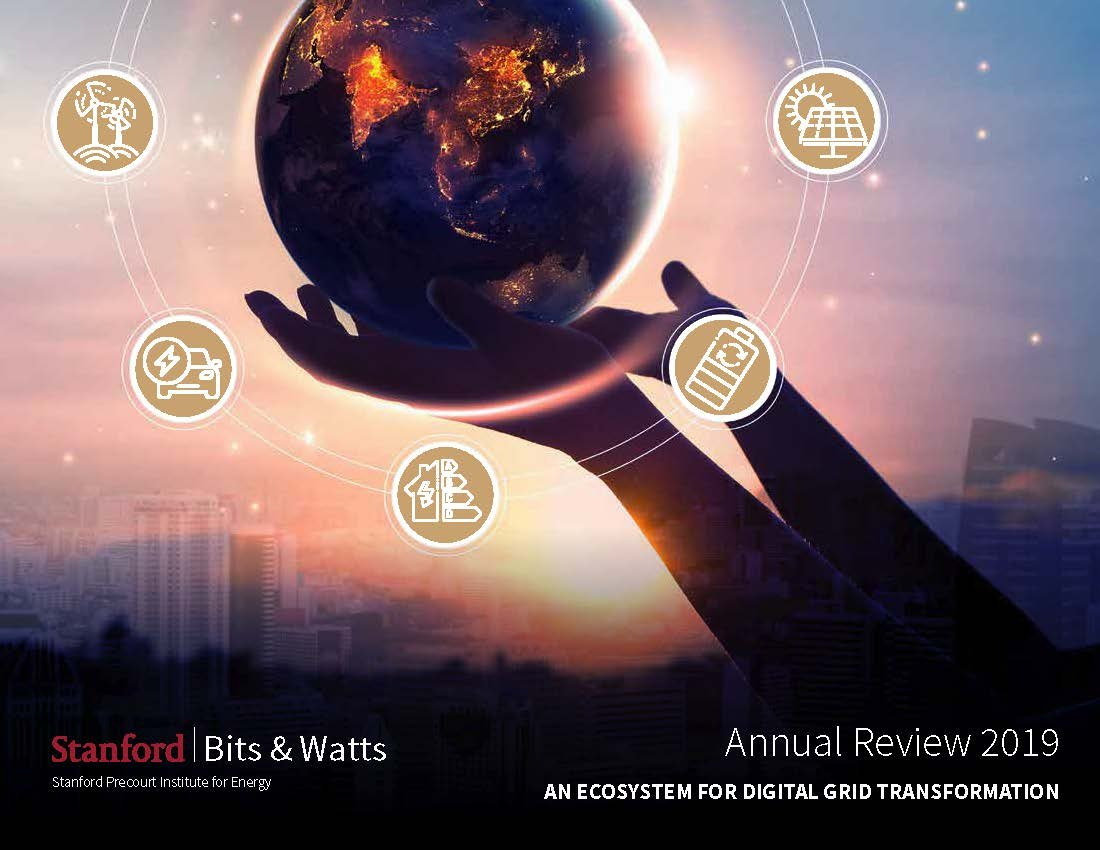Cover image from Bits & Watts Annual Review