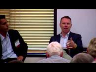 Panel discussion on business case of rthe internet of things