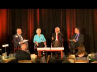 Panel on collapse of water in the west