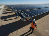 The Stanford Solar Generating Station in Kern County, Calif.